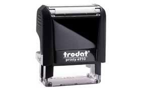 Σφραγίδα Trodat Printy 4910