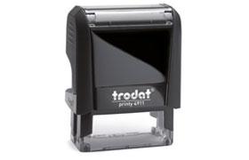 Σφραγίδα Trodat Printy 4911