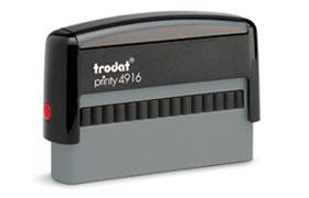 Σφραγίδα Trodat Printy 4916