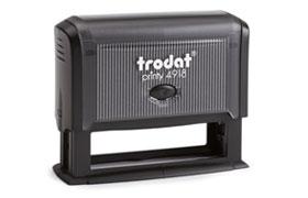 Σφραγίδα Trodat Printy 4918