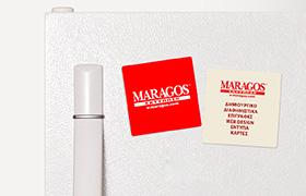 Διαφημιστικά μαγνητάκια