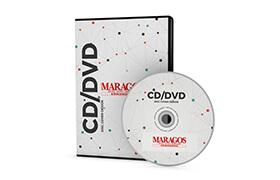 Δημιουργία CD ή DVD