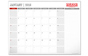 Ημερολογιακό πλάνο εργασίας