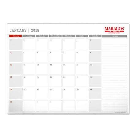 Ημερολόγια πλάνα εργασίας